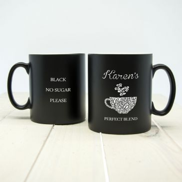 Silhouette Perfect Blend Mug